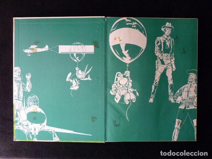 Tebeos: LAS IDEAS DE AQUILES TALON. PILOTE, GREG. BRUGUERA, 1968 - Foto 5 - 99719907