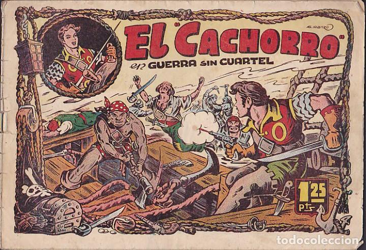 COMIC COLECCION EL CACHORRO Nº 49 (Tebeos y Comics - Bruguera - El Cachorro)