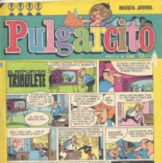 Tebeos: PULGARCITO 2296. SHERIFF KING, MR. MAGELLAN, TRIBULETE, MORTADELO, TRIBULETE.... Lote 99890915