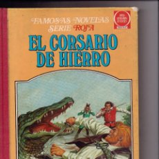 Tebeos: JOYAS LITERARIAS SERIE ROJA EL CORSARIO DE HIERRO TOMO V. Lote 99895303