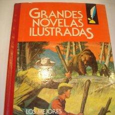 Tebeos: GRANDES NOVELAS ILUSTRADAS - NUM 14 - ED. BRUGUERA- PRIMERA EDICION - 1986. Lote 99915279