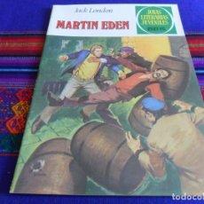 Tebeos: NUEVO. JOYAS LITERARIAS JUVENILES Nº 252 MARTIN EDEN. BRUGUERA 1981. 55 PTS. . Lote 99974439