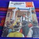 Tebeos: EL SHERIFF KING Nº 36 LOS ALBOROTADORES. GRANDES AVENTURAS JUVENILES BRUGUERA 1972. 15 PTS. RARO.. Lote 99983451
