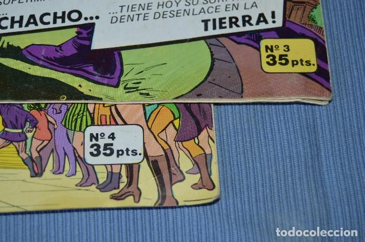 Tebeos: Lote 2 comic - SUPERMAN - Comics BRUGUERA - Finales años 70 - Núm: 3 y 4 - ¡Mira! - Foto 8 - 100071099