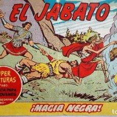 Tebeos: TEBEO EL JABATO, Nº 216, AÑO 1962. Lote 100194547