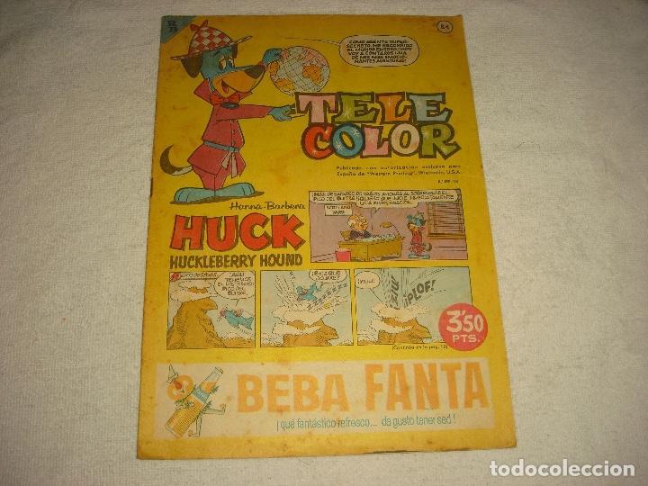 TELE COLOR N° 84 (Tebeos y Comics - Bruguera - Tele Color)