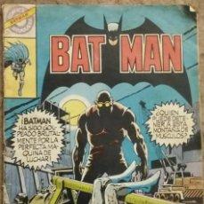 Giornalini: BAT-MAN Nº 21 COLECCIÓN BRUGUERA. Lote 100256663