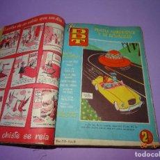 Tebeos: ANTIGUO TOMO CON 53 TBOS DE DDT EDITORIAL BRUGUERA - AÑO 1957. Lote 100261323