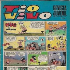Livros de Banda Desenhada: COMIC TIO VIVO, REVISTA JUVENIL, Nº 465 - BRUGUERA. Lote 100265611