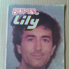 Tebeos: SUPER LILY N°61. EDITORIAL BRUGUERA, 1981. PÓSTERS DE PACO VALLADARES, MIGUEL BOSÉ Y BURT REYNOLDS. Lote 100312543