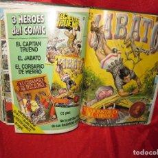 Tebeos: JABATO - TOMO EDICION HISTORICA DE 1987 CON 15 TEBEOS DEL Nº 62 AL 76. Lote 100345403
