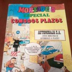 Tebeos: MORTADELO ESPECIAL COMODOS PLAZOS N'13 AÑO 1977 BRUGUERA. Lote 100358854