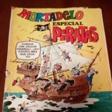 Tebeos: MORTADELO ESPECIAL PIRATAS N'14 AÑO 1977 BRUGUERA. Lote 100359356