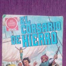 Tebeos: EL CORSARIO DE HIERRO 3 BRUGUERA C7A. Lote 100385947