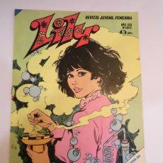 Tebeos: LILY - NUM 1072 - ED. BRUGUERA- 1982. Lote 100485968