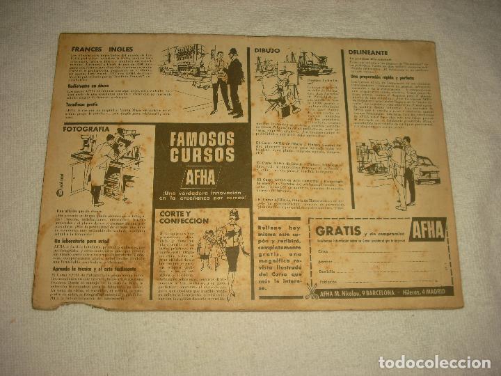 Tebeos: EL CAPITAN TRUENO EXTRA , NUMERO DE VACACIONES . LOS GUERREROS DE WATSYRA 1960 - Foto 2 - 100500395