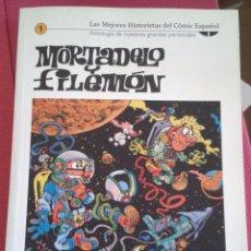 Tebeos: MORTADELO Y FILEMON. BIBLIOTECA EL MUNDO.. Lote 100583595