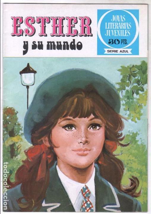 ESTHER Y SU MUNDO Nº 1 - IMPECABLE (Tebeos y Comics - Bruguera - Esther)