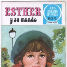 Tebeos: ESTHER Y SU MUNDO Nº 1 - IMPECABLE. Lote 100652739