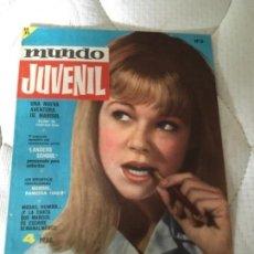 Tebeos: REVISTA/ CÓMIC MUNDO JUVENIL AMIGOS DE MARISOL NÚMERO 2 EDITORIAL BRUGUERA 1963. Lote 100987915