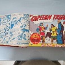 Tebeos: CAPITAN TRUENO EXTRA0RDINARIO VOLUMEN ENCUADERNADO DEL N°301 AL 400 1962/64 BRUGUERA. Lote 101092091