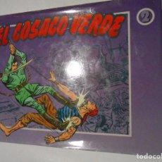 Tebeos: EL COSACO VERDE TOMO 2 - EDICIONES B - 1995. Lote 101106519