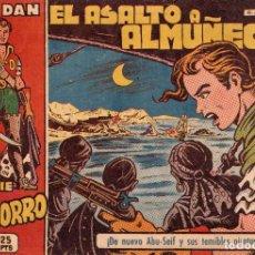 Tebeos: ORIGINAL-EL CACHORRO. DIBUJANTE: G. IRANZO. NÚMERO 120. BUEN ESTADO. Lote 101128627