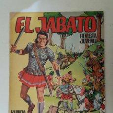 Tebeos: EL JABATO ALBUM GIGANTE. Nº 38. BRUGUERA. Lote 101217803