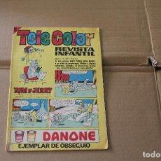 Tebeos: TELE COLOR Nº 231, EDITORIAL BRUGUERA. Lote 101233415