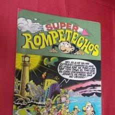 Tebeos: SUPER ROMPETECHOS. Nº 29. EDITORIAL BRUGUERA. Lote 101332627