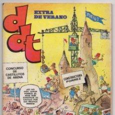 Tebeos: DDT EXTRA VERANO (BRUGUERA 1975). Lote 101343723