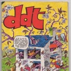 Tebeos: DDT EXTRA PRIMAVERA (BRUGUERA 1975). Lote 101343871