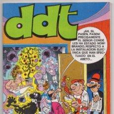 Tebeos: DDT ALMANAQUE 1974 (BRUGUERA 1973) CON RIC HOCHET Y SECCION R.. Lote 101344395