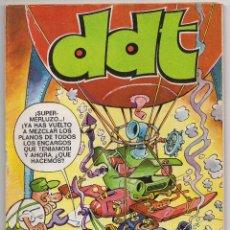 Tebeos: DDT EXTRA VERANO (BRUGUERA 1973) CON VICKY GUIA TURISTICO.. Lote 101344671