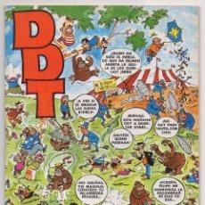 Tebeos: DDT EXTRA PRIMAVERA (BRUGUERA 1972) CON PATRICK BLOCK (CUETO), CONSERVA LOS BILLETES DE MORTADELOS.. Lote 101346087