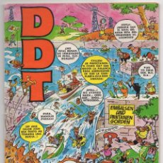 Tebeos: DDT EXTRA VERANO (BRUGUERA 1971) CON REX DE LOS MARES DEL SUR.. Lote 101346403