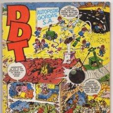 Tebeos: DDT ALMANAQUE 1971 (BRUGUERA 1970). Lote 101346723