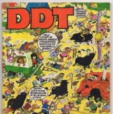 Tebeos: DDT EXTRA VERANO (BRUGUERA 1970) . Lote 101346851