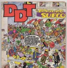 Tebeos: DDT ALMANAQUE 1970 (BRUGUERA 1969) CON ASTRA SERVICIO SECRETO.. Lote 101346947