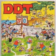Tebeos: DDT EXTRA VERANO (BRUGUERA 1969) CON ASTERIX.. Lote 101347059