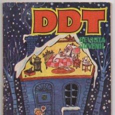 Tebeos: DDT ALMANAQUE 1968 (BRUGUERA 1967). Lote 101347623