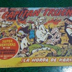 Tebeos: EL CAPITÁN TRUENO NÚMERO 154 LA HORDA DE KARIM. Lote 101457520
