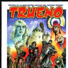 Tebeos: TEBEOS-COMICS GOYO - CAPITAN TRUENO - TOMO Nº 10 60 ANIVERSARIO - LEER DESCRIPCION - - **AA99. Lote 101458739
