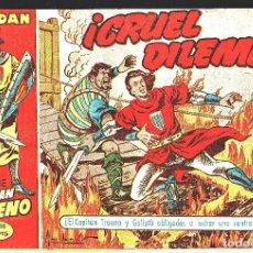 Tebeos: TEBEOS-COMICS GOYO - CAPITAN TRUENO - Nº 17 - ORIGINAL - LEER DESCRIPCION - - **BB99. Lote 101465951
