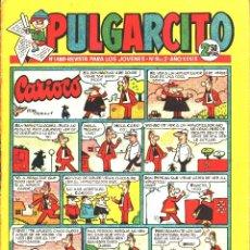 Tebeos: TEBEOS-COMICS GOYO - PULGARCITO - Nº 1480 - CON CAPITAN TRUENO - LEER DESCRIPCION - - **AA99. Lote 101483967