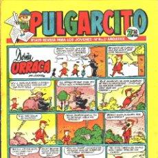 Tebeos: TEBEOS-COMICS GOYO - PULGARCITO - Nº 1479 - CON CAPITAN TRUENO - LEER DESCRIPCION - - **AA99. Lote 101484127