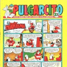 Tebeos: TEBEOS-COMICS GOYO - PULGARCITO - Nº 1475 - CON CAPITAN TRUENO - LEER DESCRIPCION - - **AA99. Lote 101484251