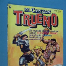 Tebeos: CAPITAN TRUENO, Nº 3, 1986, 100 PAG.. Lote 101658195