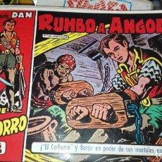 Tebeos: TEBEO. SERIE EL CACHORRO. COLECCION DAN. RUMBO A ANGOLA. TOMO 18. IBERCOMIC. Lote 101674551