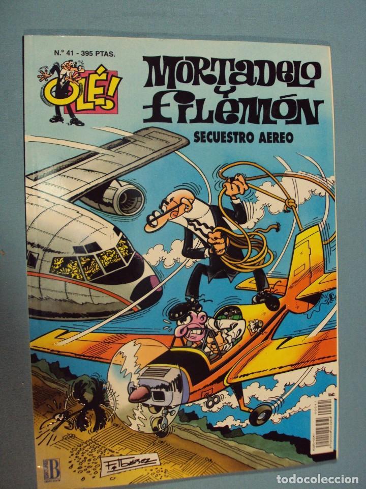 BRUGUERA, 1982, 64 PAG. Nº. 41 (Tebeos y Comics - Bruguera - Mortadelo)